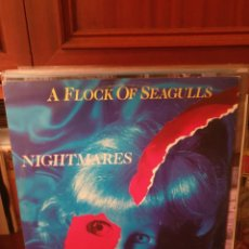 Discos de vinilo: A FLOCK OF SEAGULLS / NIGHTMARES / JIVE 1983. Lote 262421785