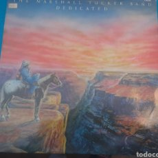 Discos de vinilo: LP THE MARSHALL TUCKER BAND DEDICATED. Lote 262423525