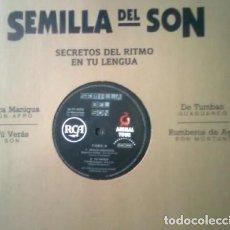 """Discos de vinilo: SEMILLA DEL SON * MAXI VINILO 12"""" * ANIMAL TOUR * RARE * 1992 * PRECINTADO!!. Lote 262428135"""