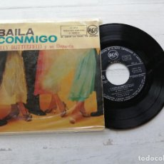 Discos de vinilo: EP BAILA CONMIGO BILLY BUTTERFIELD 1958. Lote 262431335