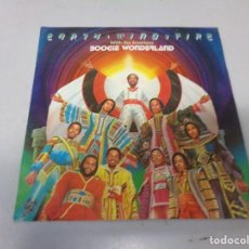 Discos de vinilo: EARTH, WIND & FIRE WITH THE EMOTIONS - BOOGIE WONDERLAND 1979. Lote 262437115