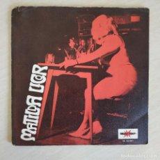 Discos de vinilo: BETINA (CHICA YE-YÉ) - MATILDA LICOR - FESTIVAL BARCELONA 1969 - RARO SINGLE PROMO GATEFOLD EX. Lote 262439970