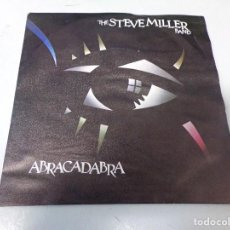 Discos de vinilo: THE STEVE MILLER BAND ABRACADABRA1982. Lote 262441700
