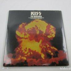 Discos de vinilo: EDICIÓN JAPONESA DEL TRIPLE VINILO DE KISS ¡ THE ORIGINALS !. Lote 262461125