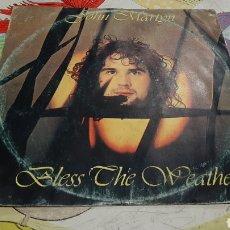 Discos de vinilo: LP JOHN MARTYN BLESS THE WEATHER 1971 VINILO LP BUEN ESTADO CARATULA ROCE DISCOS COLISEVM. Lote 262461475
