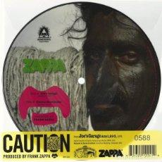 Disques de vinyle: FRANK ZAPPA JOE GARAGE. Lote 262463460
