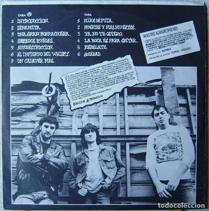 Discos de vinilo: ANDANADA 7.A MALA HOSTIA...EX+ - Foto 2 - 262466005