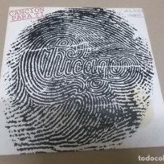 Discos de vinilo: CHICAGO (SINGLE) SONG FOR YOU AÑO 1980. Lote 262487195