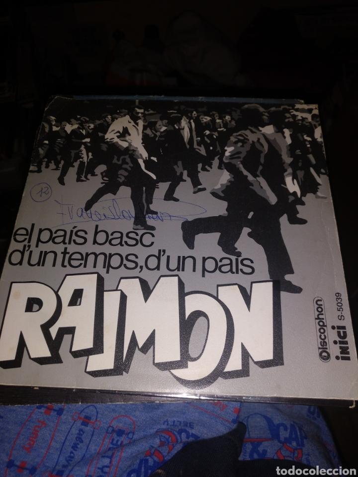 RAIMON (Música - Discos - Singles Vinilo - Solistas Españoles de los 50 y 60)