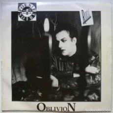 Discos de vinilo: POESIE NOIRE. OBLIVION. ANTLER-SUBWAY, BELGIUM 1990 MAXI-LP 12''. Lote 262489415