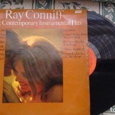 Discos de vinilo: LP ( VINILO) DE RAY CONNIFF SU ORQUESTA Y COROS AÑOS 70. Lote 262507365