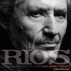 Discos de vinilo: MIGUEL RÍOS UN LARGO TIEMPO (LP-VINILO) NUEVO Y PRECINTADO ENVIÓ CERTIFICADO A ESPAÑA 2 €. Lote 262508005