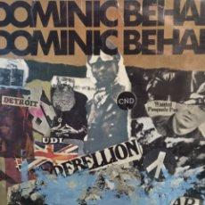 Discos de vinilo: DOMINIC BEHAN.** DOMINIC BEHAN**. Lote 262508510