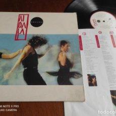 Discos de vinilo: MECANO. AI DALAI. LP.- 1991-ENCARTE CON LETRAS-. Lote 262512590