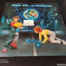 Discos de vinilo: MIGUEL RÍOS. LA ENCRUCIJADA.. Lote 262513190