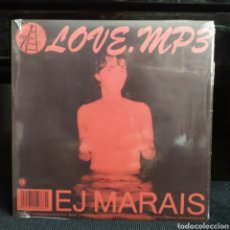Discos de vinilo: EJ MARAIS - LOVE MP3 BETTER 2019. Lote 262516435