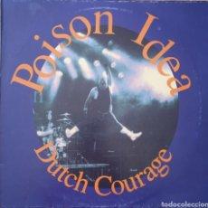 Discos de vinilo: DISCO POISON IDEA. Lote 262518705