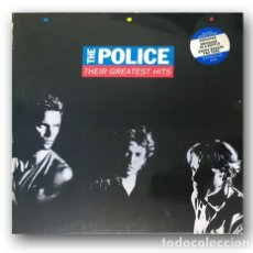 Disques de vinyle: THE POLICE - THEIR GREATEST HITS. Lote 262533325
