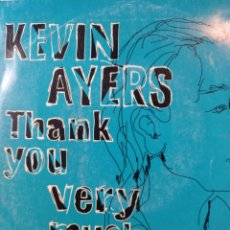 Discos de vinilo: KEVIN AYERS.** THANK YOU .. * THERE GOES JOHNNY **. Lote 262535080