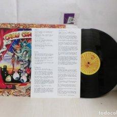 Discos de vinilo: CHILLI CONFETTI--KRAWUZIKAPUZL --IWB -MUDDY BROS RECORDS -MB 3/ 91. Lote 262537625