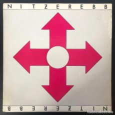 Discos de vinilo: NITZER EBB  ISNT IT FUNNY HOW YOUR BODY WORKS NEP 1 UK 1984 VINILO VG+ CARPETA CON USO VER FOTO. Lote 262539640