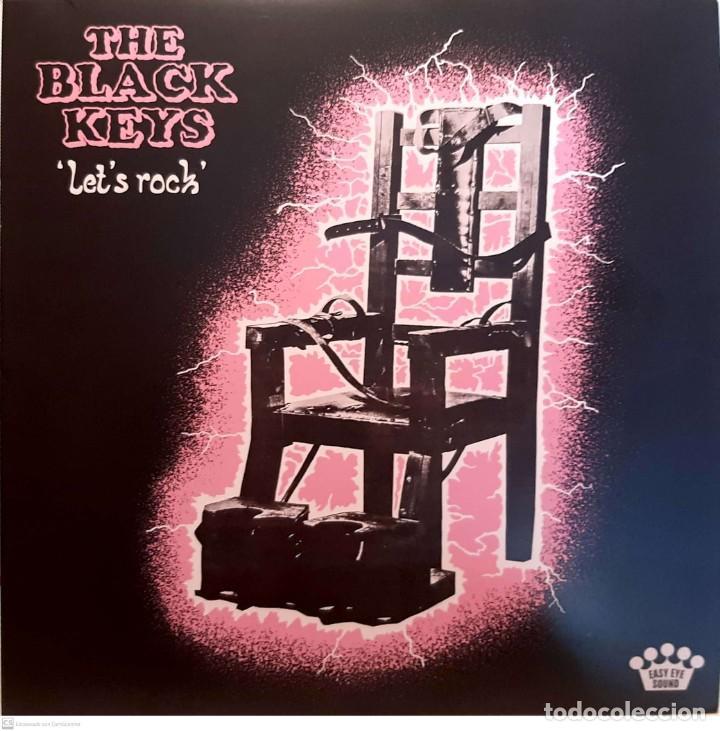 THE BLACK KEYS – LET'S ROCK (Música - Discos - LP Vinilo - Pop - Rock Internacional de los 90 a la actualidad)