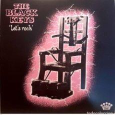 Disques de vinyle: THE BLACK KEYS – LET'S ROCK. Lote 262539995