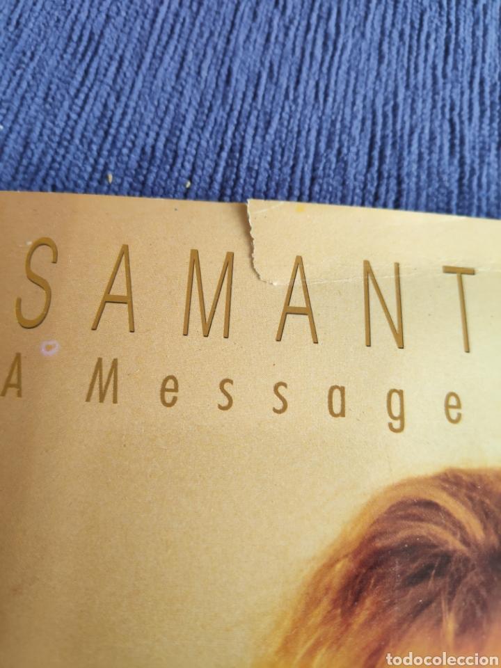Discos de vinilo: Vinilo single - Eurovision - Samantha Janus - A message to your heart - Foto 2 - 262544490