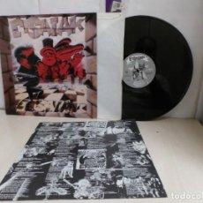 Discos de vinilo: ETSATAK--ETORKIZUNA--1994--IBEROFON FASRIKATUA-- ESAN OBEKI RECORDS-. Lote 262548275