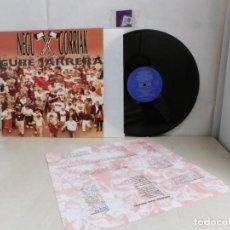 Discos de vinilo: NEGU GORRAIAK. --GURE JARRERA--FERMIN MUGURUZA--LIBRITO--ESAN OBENKI--IRUN- 1991--. Lote 262549830