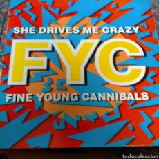Discos de vinilo: FINE YOUNG CANNIBALS. Lote 262552490