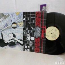 Discos de vinilo: GO FOR IT --STIFFLE FINGERS--DMM--GEMA--MADE IN E.E.C.--1981--EMI -. Lote 262552655