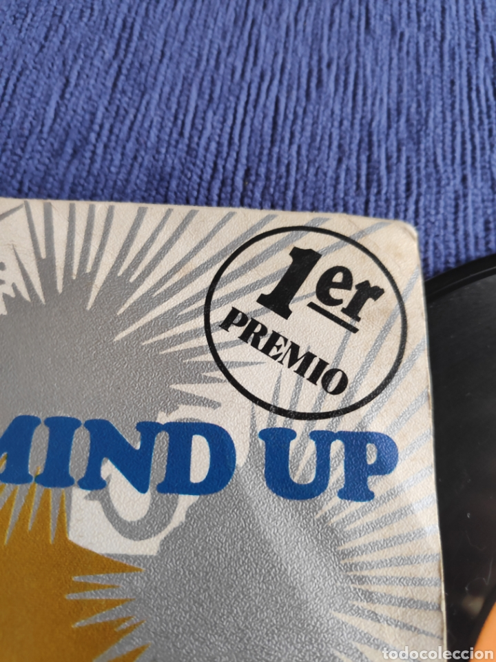 Discos de vinilo: Single vinilo Eurovisión - Bucks Fizz - Making your mind up - Foto 4 - 262555750