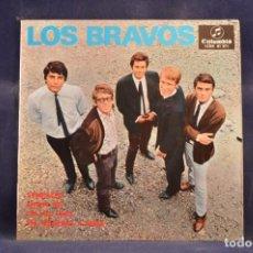Discos de vinilo: LOS BRAVOS - SYMPATHY + 3 - EP. Lote 262556815