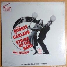Discos de vinilo: STRIKE UP THE BAND MICKEY ROONEY, JUDY GARLAND · PRECINTADO! SOUNDTRACK PAUL WHITEMAN. Lote 262556845