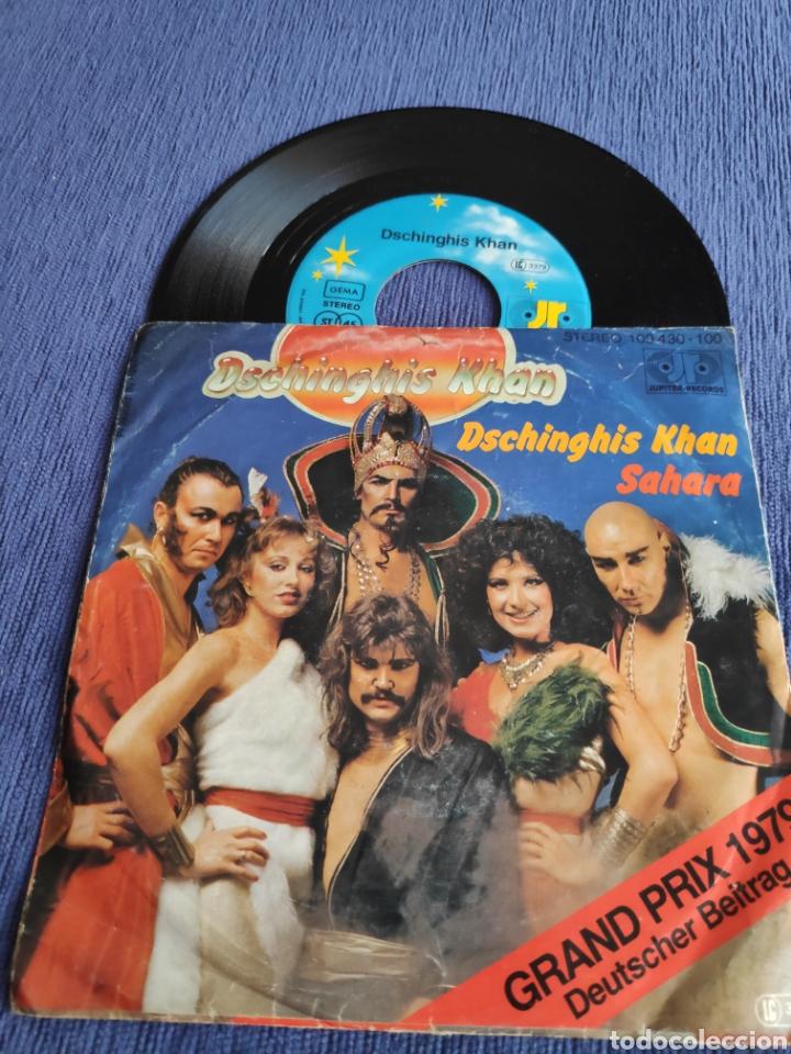 SINGLE VINILO EUROVISION 79 - DSCHINGHIS KHAN - DE ALEMANIA (Música - Discos - Singles Vinilo - Festival de Eurovisión)