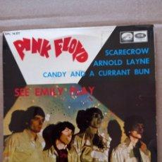 Discos de vinilo: SINGLES PINK FLOYD. Lote 262565200