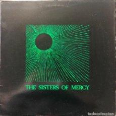 Discos de vinilo: THE SISTERS OF MERCY  TEMPLE OF LOVE MERCIFUL MRX027 MAXI UK 1983 VINILO VG+ GOTH ROCK. Lote 262569590