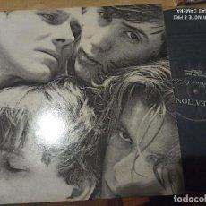 Discos de vinilo: HOUSE OF LOVE - DESTROY THE HEART - MAXI UK CREATION 88 - INDIE ROCK. Lote 262581625