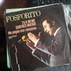 Discos de vinilo: FOSFORITO. Lote 262582280