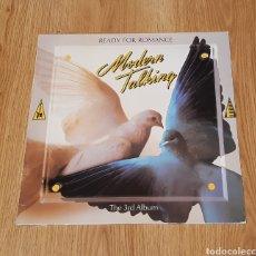 """Discos de vinilo: MODERN TALKING """"READY FOR ROMANCE"""". Lote 262585900"""
