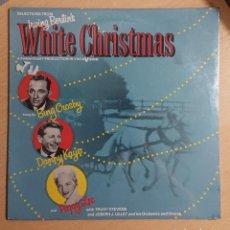 Discos de vinilo: IRVING BERLIN'S WHITE CHRISTMAS · PRECINTADO! NUEVO POR ABRIR · BING CROSBY, DANNY KAYE, PEGGY LEE. Lote 262585995