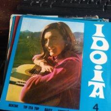 Discos de vinilo: IDOIA. Lote 262586070