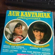 Discos de vinilo: AUR KANTARIAK. Lote 262586790