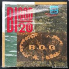 Discos de vinilo: BIGOD 20 - BOG SIRE, REPRISE 21755-0, USA MAXI 1990 VINILO VG+ CARPETA VG+ EBM, INDUSTRIAL. Lote 262587755