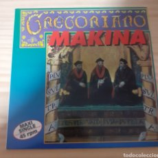 Discos de vinilo: GREGORIANO MAKINA. Lote 262590490