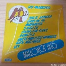 Discos de vinilo: LOS PAJARITOS MALLORCA HITS. Lote 262595720