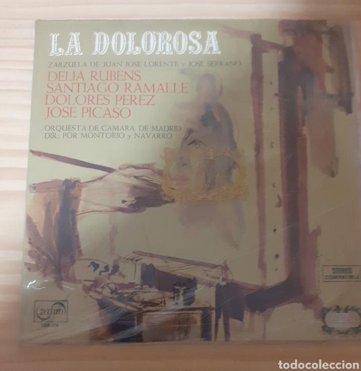 LA DOLOROSA (Música - Discos - Singles Vinilo - Clásica, Ópera, Zarzuela y Marchas)