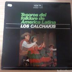 Discos de vinilo: LOS CALCHAKIS. Lote 262596855