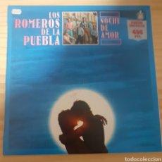 Discos de vinilo: LOS ROMEROS DE LA PUEBLA. Lote 262597110